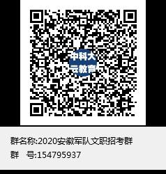 2020安徽军队文职招考群群聊二维码.png